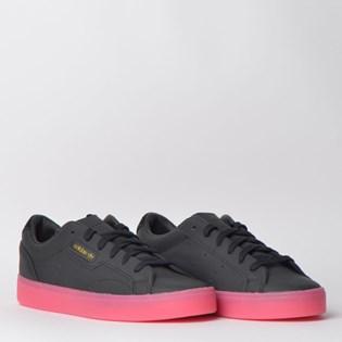 Tênis Adidas Sleek W Preto Pink G27341