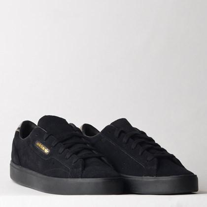 Tênis Adidas Sleek W Preto Preto EE7104