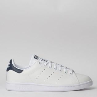 Tênis Adidas Stan Smith Branco Azul CI9170