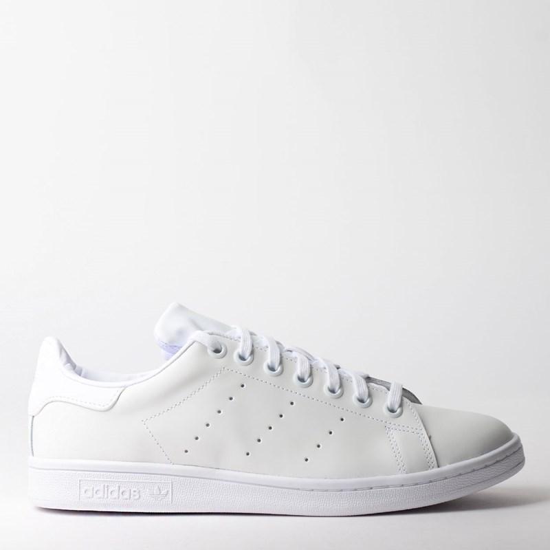 Tênis Adidas Stan Smith Branco Branco S75104