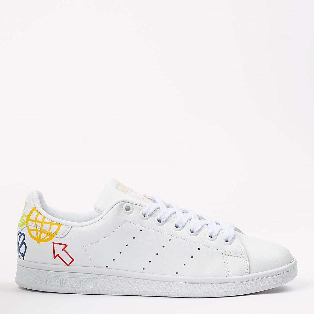 Tênis adidas Stan Smith Cloud White FX5679