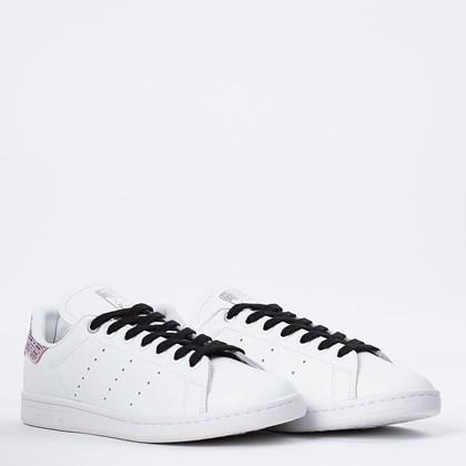 Tênis adidas Stan Smith Ftwr White Clear Lilac EH2038