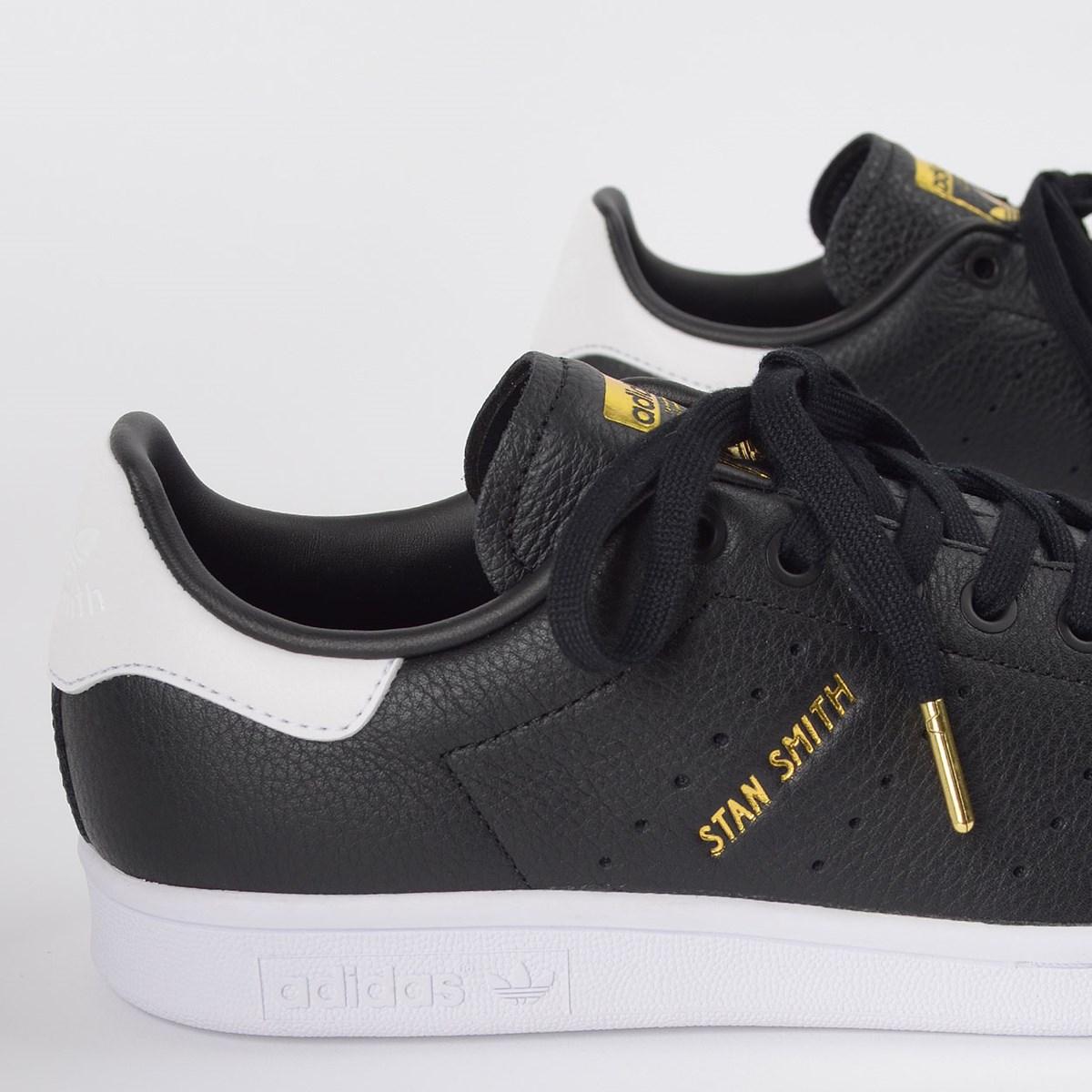Tênis Adidas Stan Smith Preto EH1476