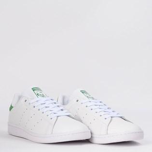 Tênis Adidas Stan Smith W Branco Verde B24105