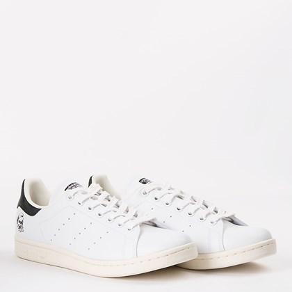 Tênis adidas Stan Smith White Core Black FX5549