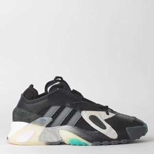 Tênis Adidas Streetball Preto Cinza Branco EE4968