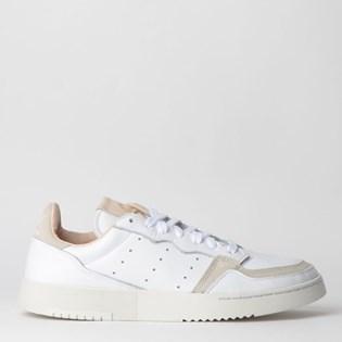 Tênis Adidas Supercourt Branco Cinza EE6034