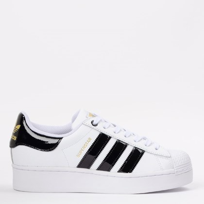 Tênis adidas Superstar Bold W Ftwr White Core Black FV3336