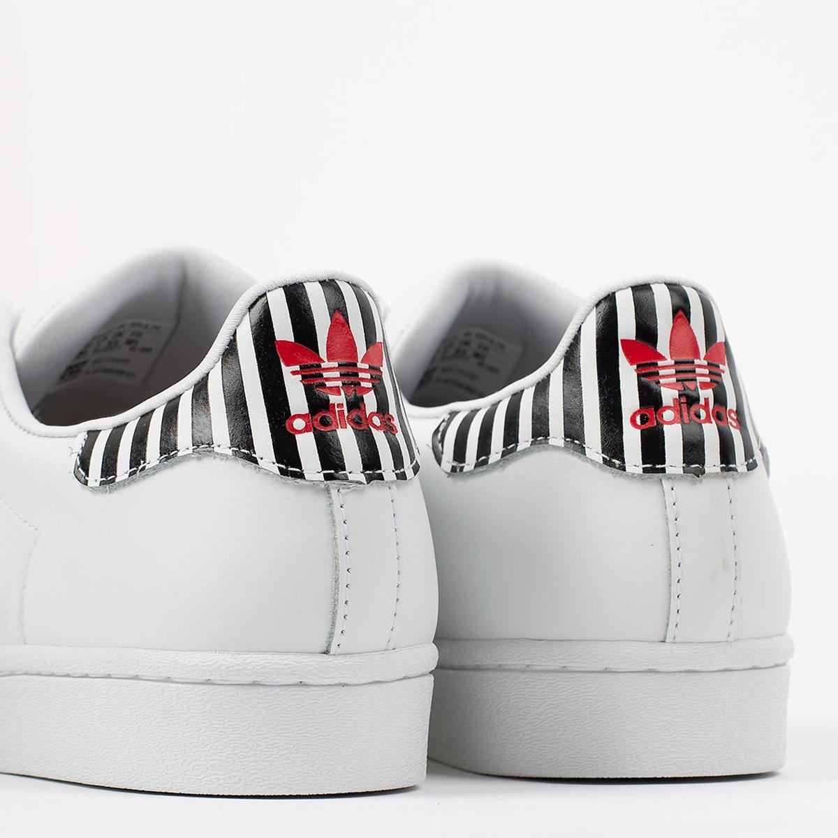 Tênis adidas Superstar Bold White FY5131