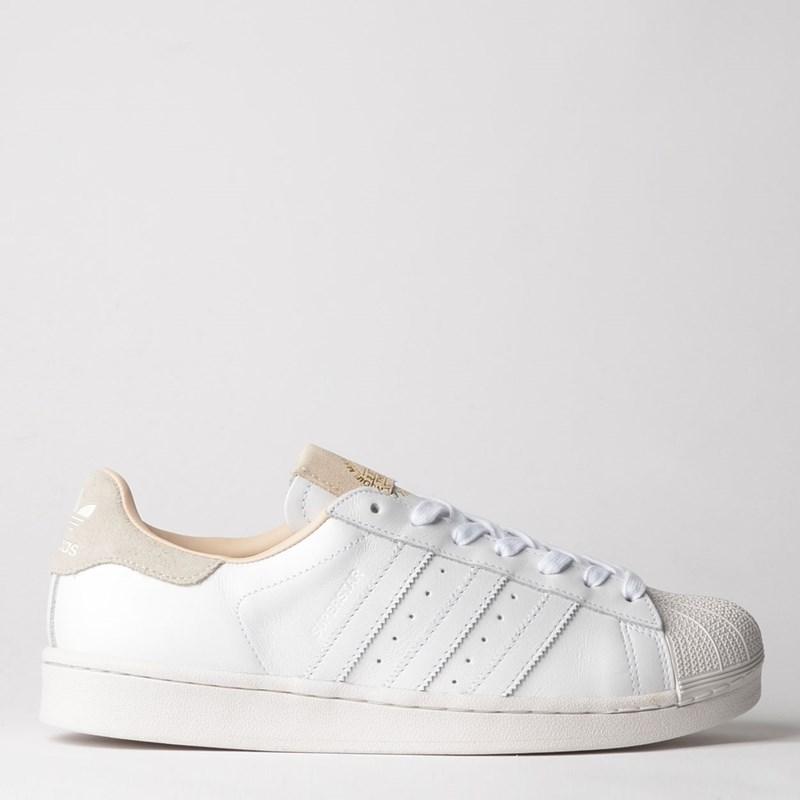 Tênis Adidas Superstar Branco EF2102