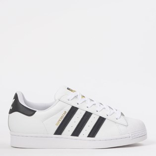 Tênis Adidas Superstar Branco Preto EG4958