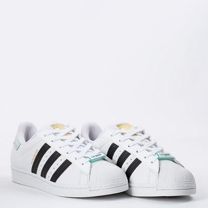 Tênis adidas Superstar Cloud White Core Black FY5132