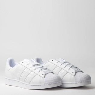 Tênis Adidas Superstar Foundation Branco Branco CI9167