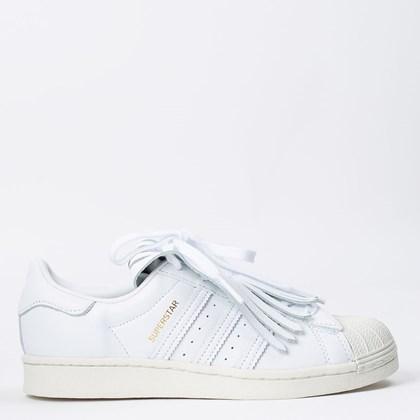 Tênis adidas Superstar Fringe White Off White FV3421