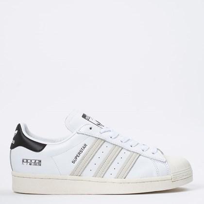 Tênis adidas Superstar Ftwr White Off White FV2808