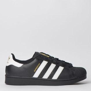 Tênis Adidas Superstar Preto Branco CI9168