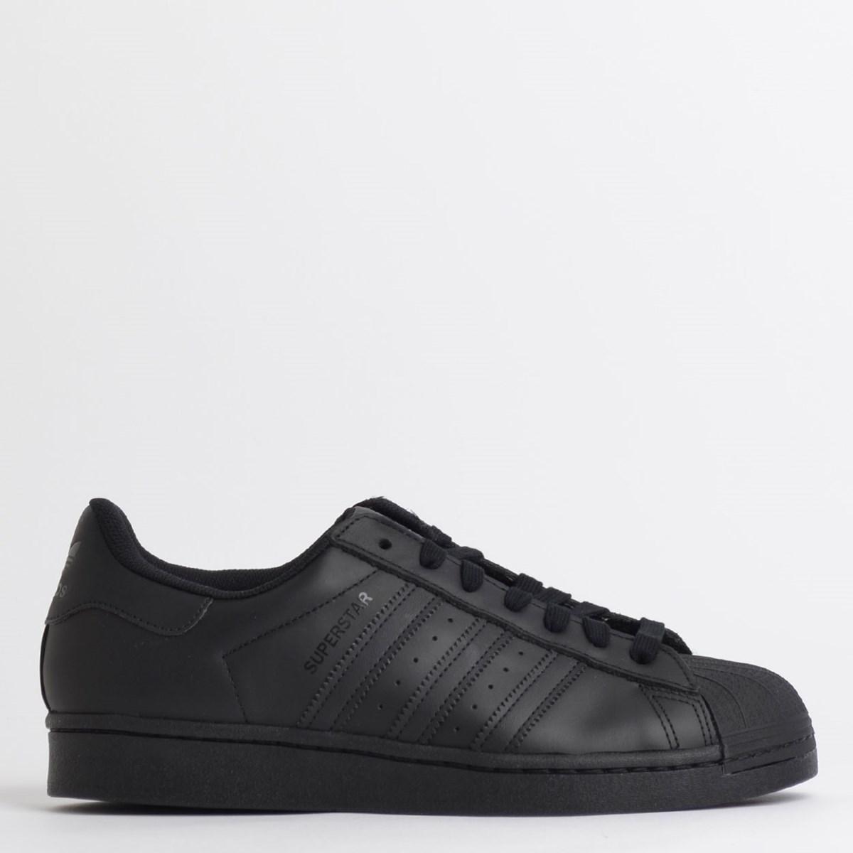 Tênis Adidas Superstar Preto Preto EG4957
