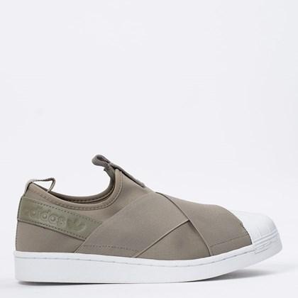 Tênis adidas Superstar Slip On Clay EY1119