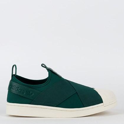 Tênis Adidas Superstar Slip On Green EY1118