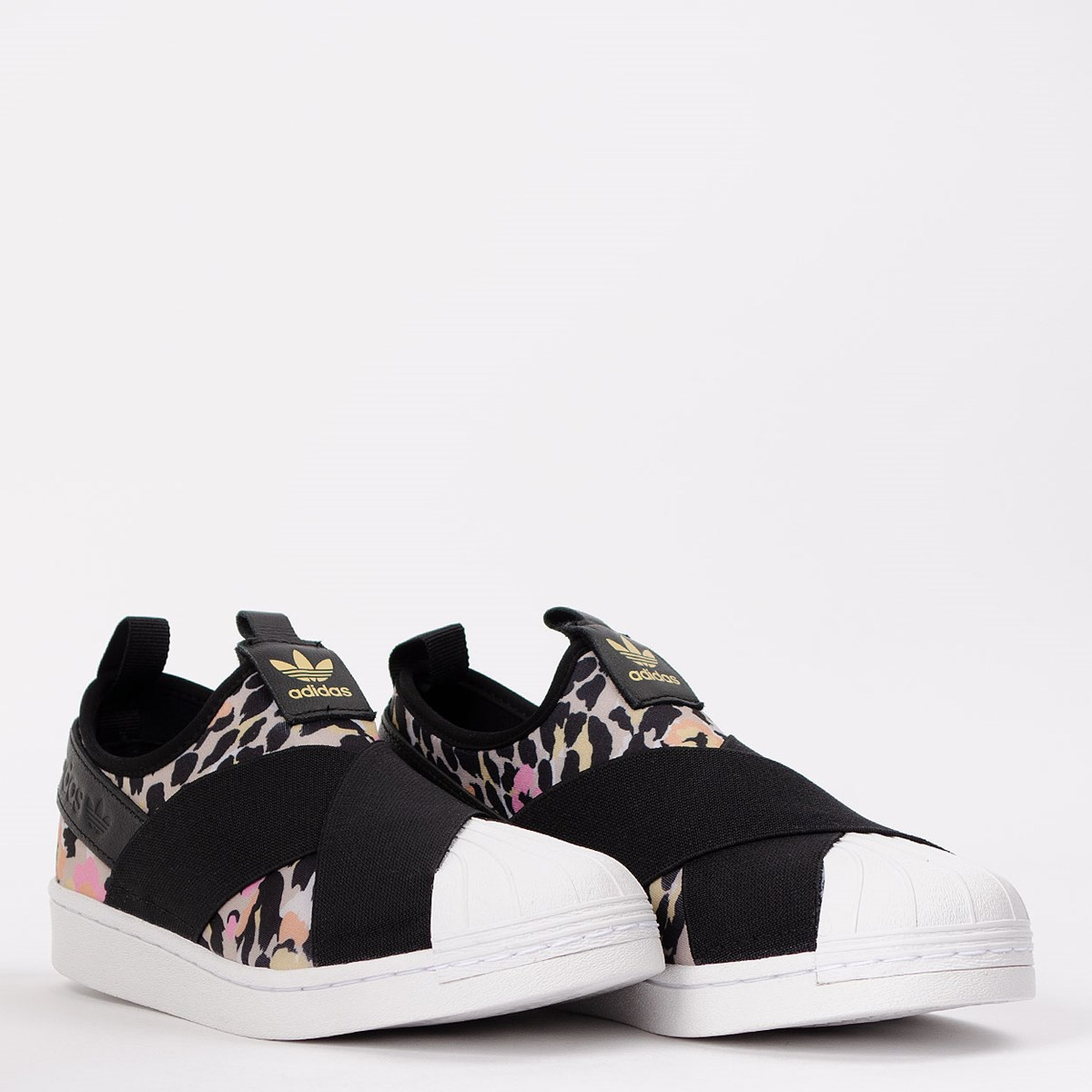 Tênis adidas Superstar Slip On Suplier Colour EY1120
