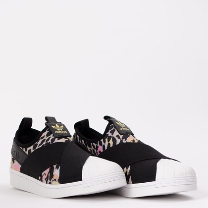 Tênis adidas Superstar Slip On Suplier Colour EY1120