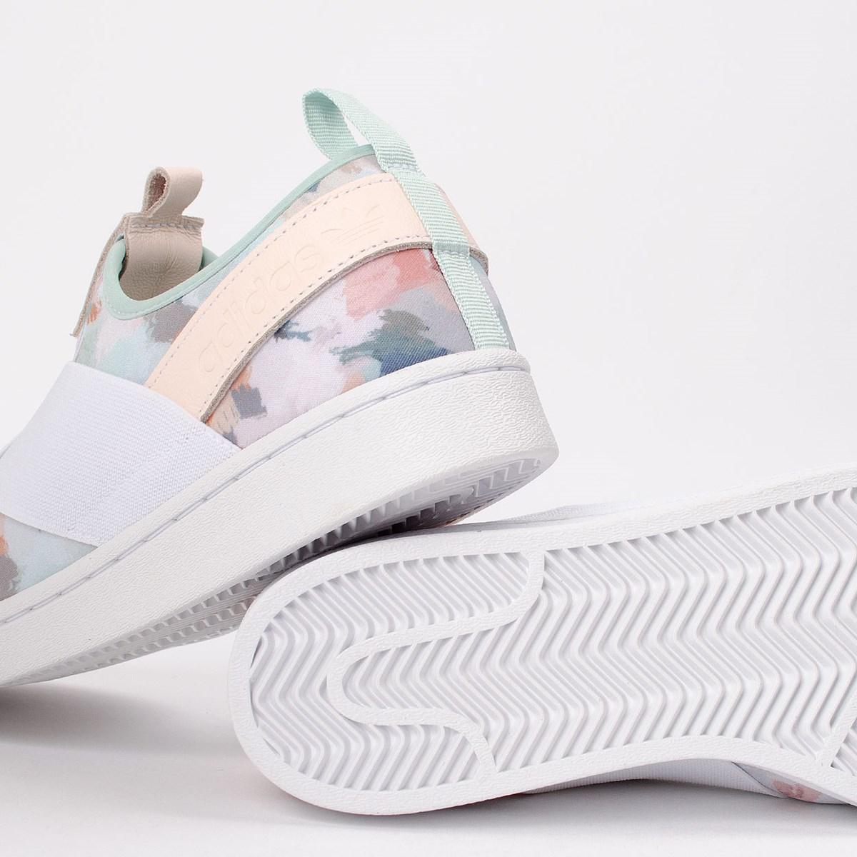 Tênis adidas Superstar Slip On Suplier Colour EY1121