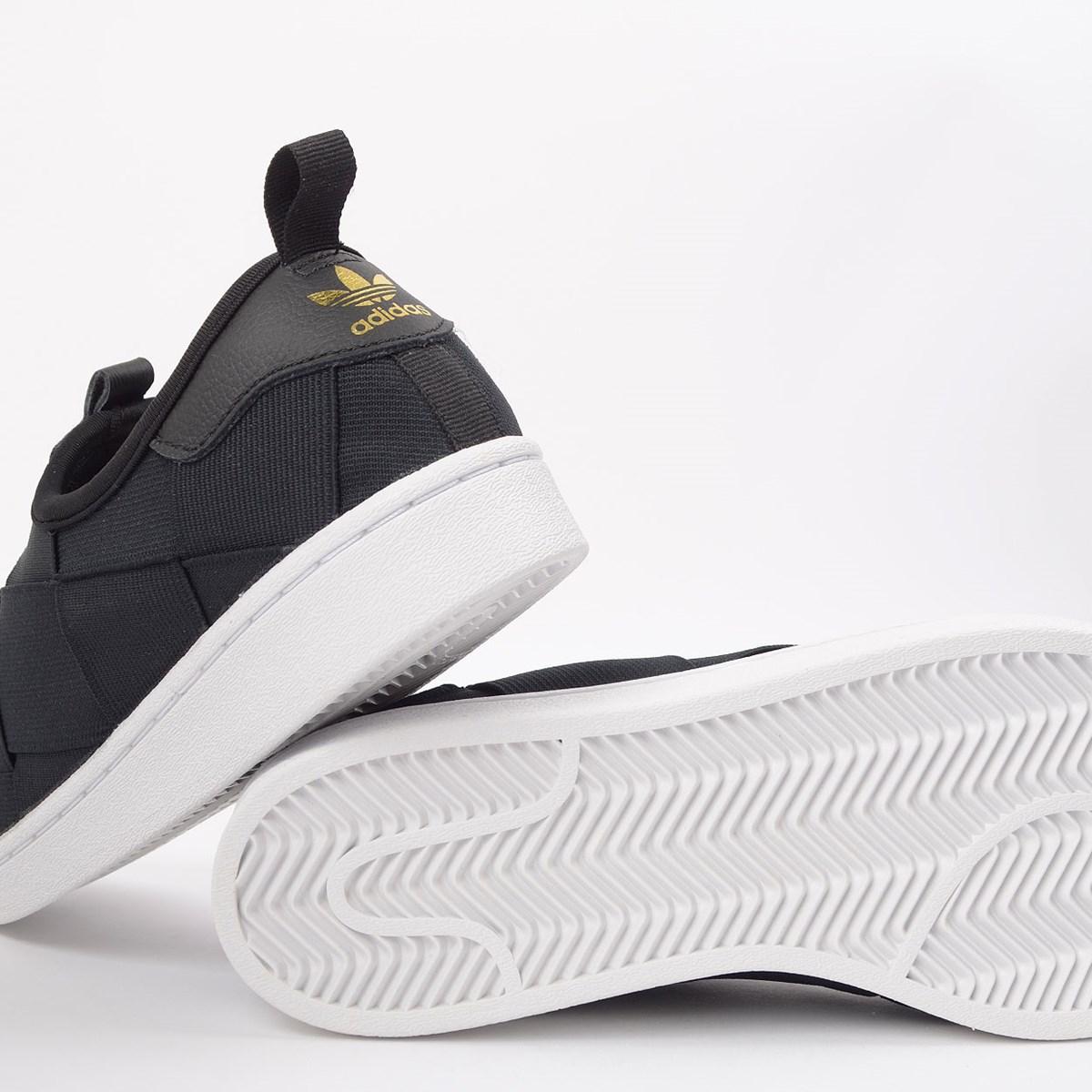 Tênis adidas Superstar Slip On W Core Black Fwtr White EX1872