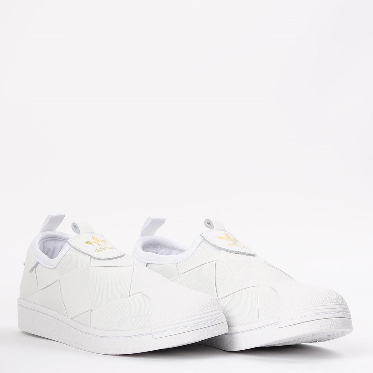 Tênis adidas Superstar Slip On W Ftwr White EX1871