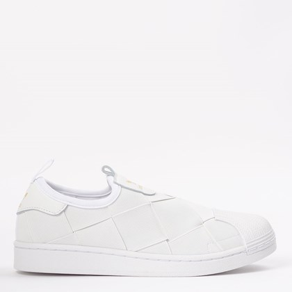 Tênis adidas Superstar Slip On W Ftwr White EX1871