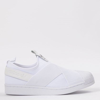 Tênis adidas Superstar Slip On W Ftwr White EX4625