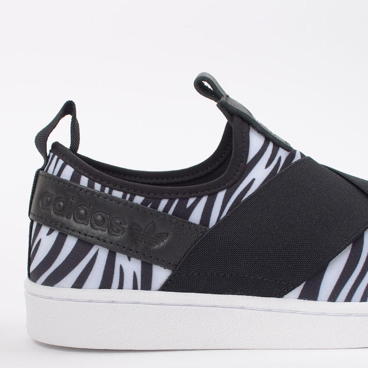 Tênis adidas Superstar Slip On W Supplier Colour EX4622