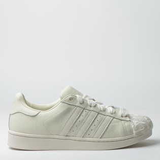 Tênis Adidas Superstar W Off White CG6010