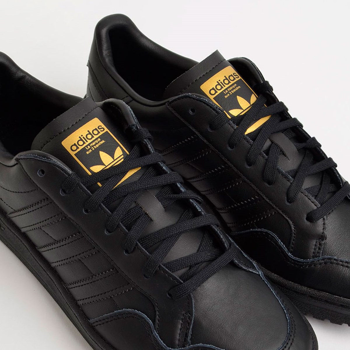 Tênis Adidas Team Court Core Black EF6050
