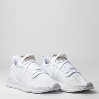 Tênis Adidas U_Path Run J Branco Branco G28109