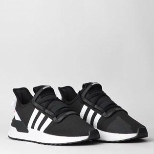 Tênis Adidas U_Path Run J Preto Branco G28108