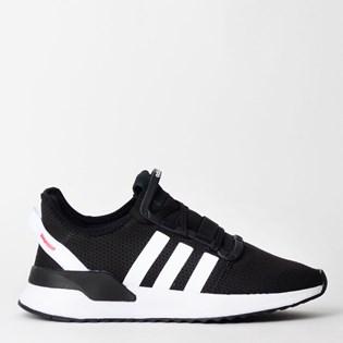 Tênis Adidas U_Path Run Preto Branco CM1459