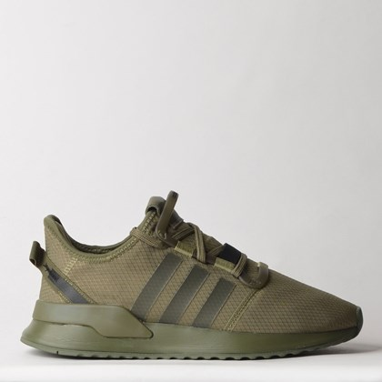 Tênis Adidas U_Path Run Raw Khaki EE4466
