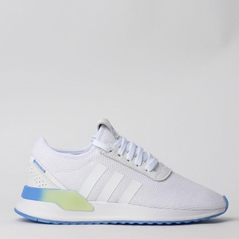 Tênis Adidas U_Path X W Branco Azul EE4560