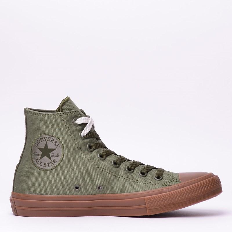 Tênis Converse All Star Chuck Taylor II Hi Herbal Gum 155498