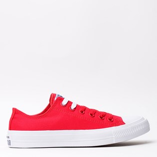Tênis Converse All Star CT As Chuck Taylor II Ox Salsa Red 553058