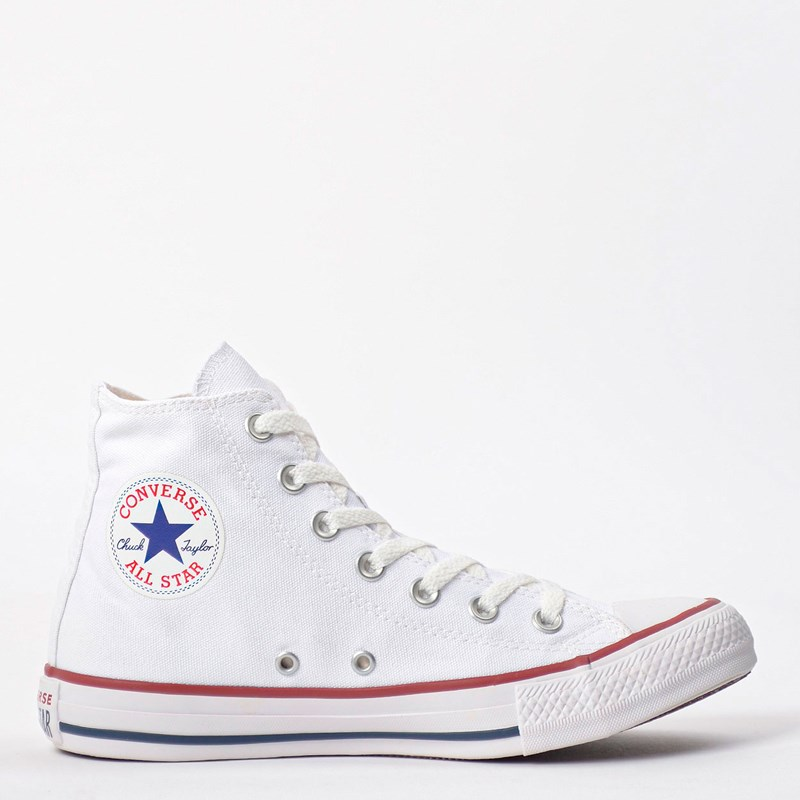 214dc9aae4 Tênis Converse All Star CT As Core Hi Branco CT00040001 - Loja Virus