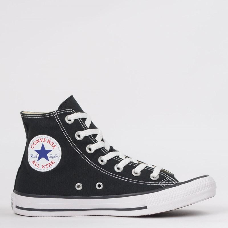 Tênis Converse All Star CT As Core Hi Preto CT00040002