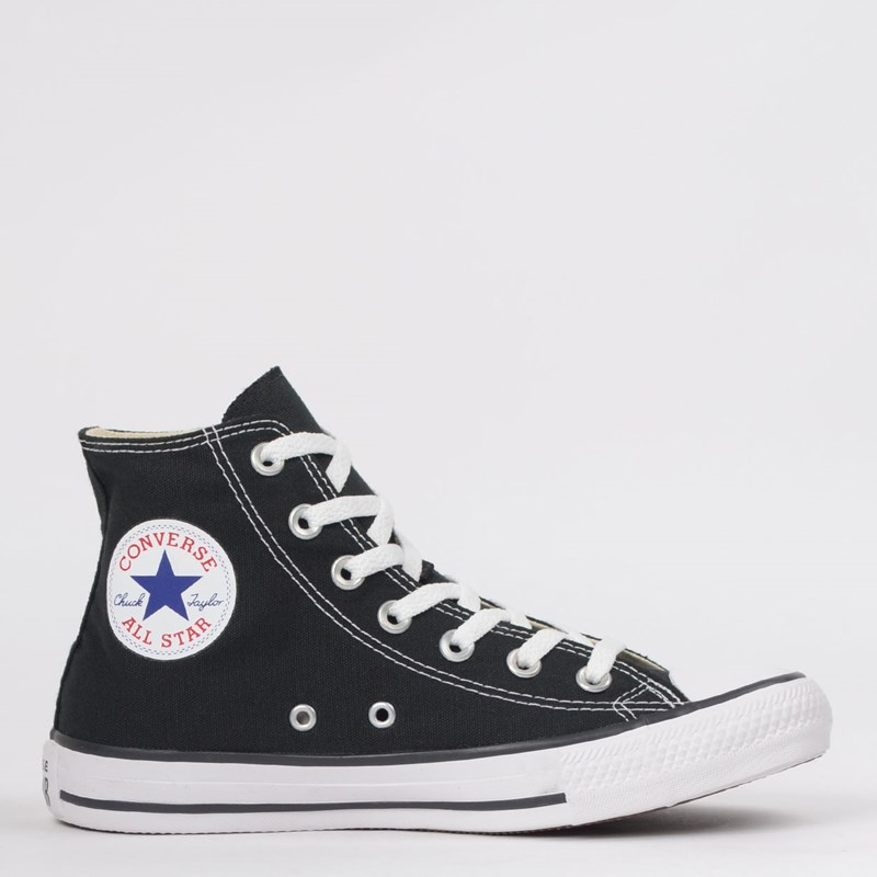 c49c34c2589 Tênis Converse All Star CT As Core Hi Preto CT00040002 - Loja Virus