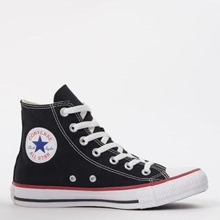 Tênis Converse All Star CT As Core Hi Preto Vermelho CT00040007
