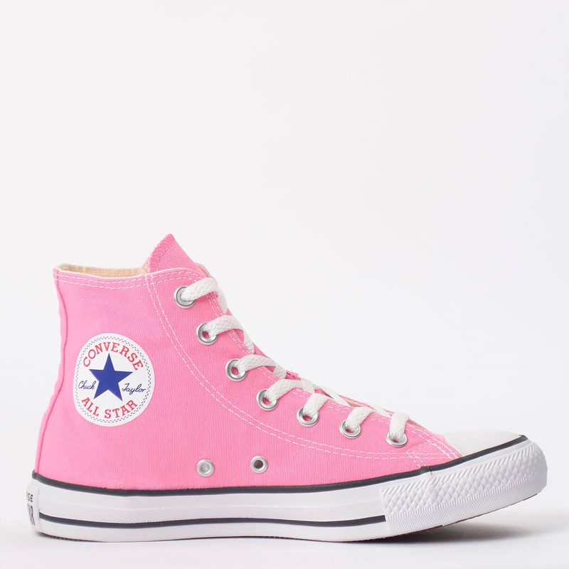 Tênis Converse All Star CT As Core Hi Rosa CT00040006