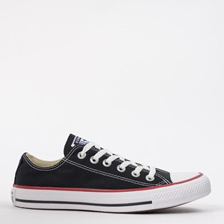 Tênis Converse All Star CT As Core Ox Preto Vermelho CT00010007