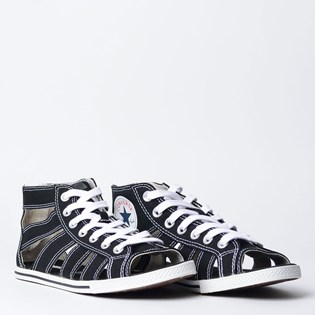 856d6203a1 ... Tênis Converse All Star CT As Gladiator Mid Black 537049