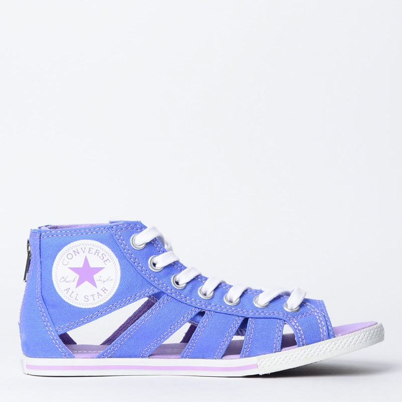 7d7675eb8cbc Tênis Converse All Star CT As Gladiator Mid Blue 537048 - Loja Virus