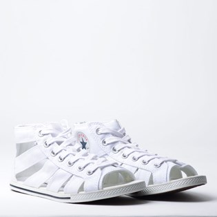 95e72f9955 ... Tênis Converse All Star CT As Gladiator Mid White 537050