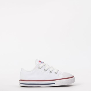 Tênis Converse All Star Kids CT As Core Ox Branco CK00010001
